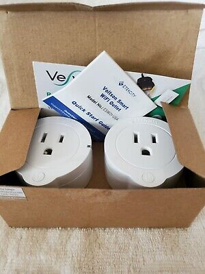 WIFI Voltson Smart WIFI Plug Outlet 2Pack