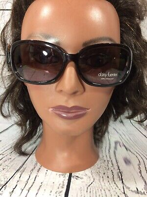 Daisy Fuentes Brown Womens Sunglasses, 100% UV Protection NWT 88371 for sale  Fremont