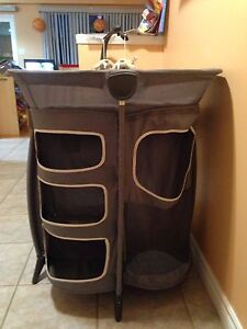 Portable bed for baby  Cambridge Kitchener Area image 4