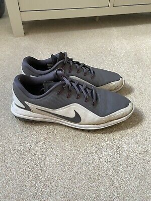 Nike Lunarlon Golf Shoes Size 9
