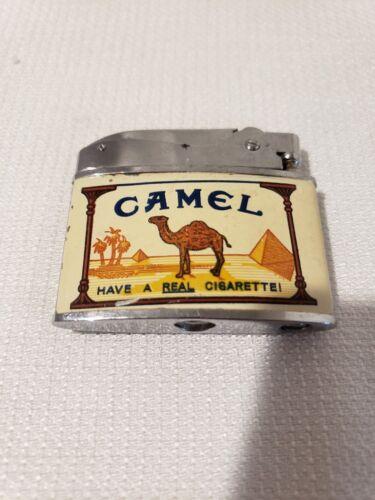 Vintae Camel Zenith Lighter