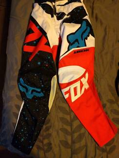 Boys Fox 180 MX Pants - New