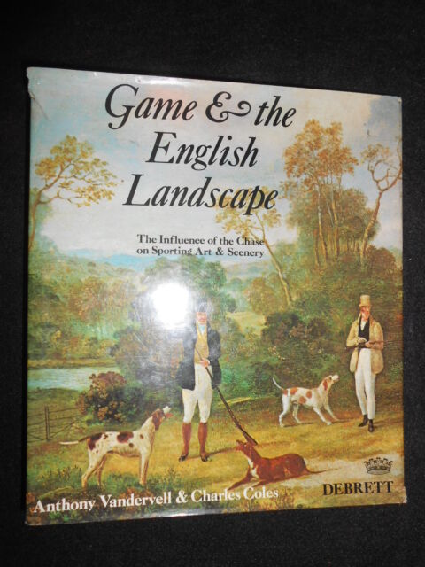 Game and the English Landscape (Hunting, Shooting, Fishing) Sporting Art/Scenery