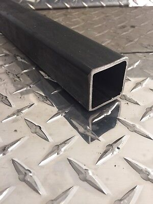 1-12 X 1-12 X 11 Gauge Hot Rolled Steel Square Tubing X 12 Long