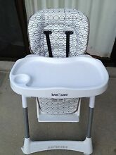 Highchair-LoveNCare- PorteBebe Cherrybrook Hornsby Area Preview