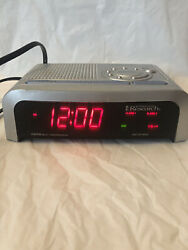 Emerson Research Smart Set CKS1855 Alarm Clock Radio Auto Clock System