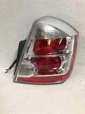 OEM 2007 2008 2009 NISSAN SENTRA RIGHT RH PASSENGER SIDE HALOGEN TAIL LIGHT