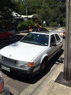 1994 SAAB 9000  - LOW KMs, Unregistered, Needs to go ASAP Annandale Leichhardt Area Preview