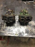 4010 John Deere Hydraulic Couplers