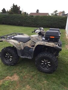 Used 2016 Yamaha Grizzly c/w Power Steering