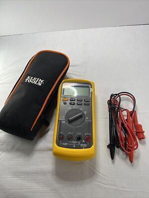 Fluke 87-v Industrial True Rms Digital Multimeter And Accessories