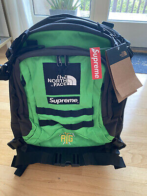 Supreme The North Face Backpack RTG Krypton Green (SS20)