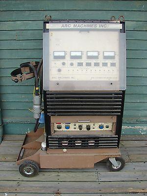 Arc Machines 105-2 Orbital Welding Machine Welder