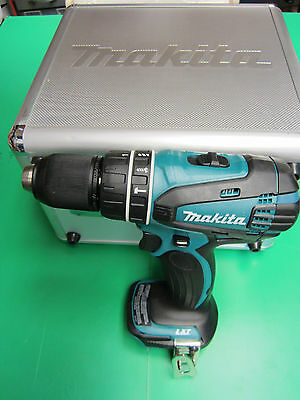 Makita18v Lxt Cordless Hammer Drill W Makita Case Newfast Shipping