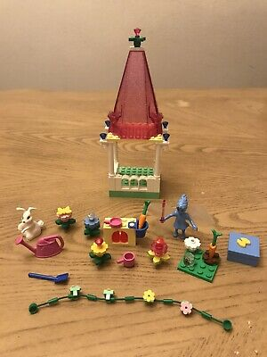 LEGO #5824 Belville Good Fairy House Replacement Pieces Fairy Bunny