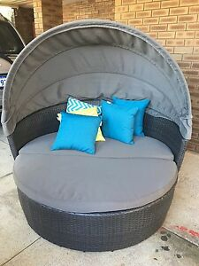 Bali style day bed Camillo Armadale Area Preview
