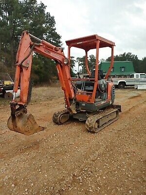 Kubota Mini Excavator - Everything Works Aux Hydraulics Ask About Delivery