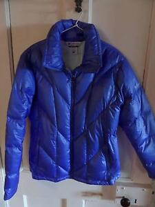 Ladies Columbia down jacket size XL (14-16) New Town Hobart City Preview