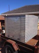Aluminium tool trailer top Parkdale Kingston Area Preview
