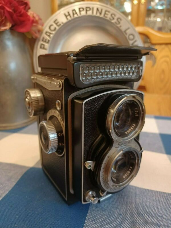 Vintage Yashica LM Camera Made in Japan