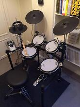Roland TD-15KV Drum Kit and Lots of Extras Surry Hills Inner Sydney Preview