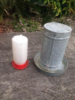 Bird and or chicken water container Caboolture Caboolture Area Preview