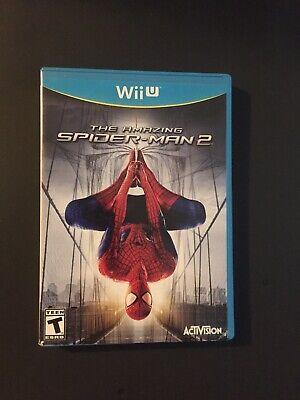The Amazing Spider-Man 2 (Nintendo Wii U, 2014)