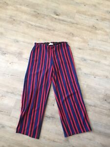 URBAN OUTFITTERS XS STRIPED PANTS