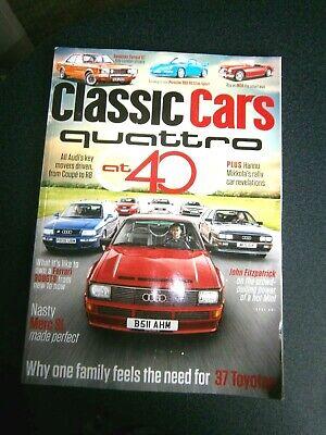 Classic Cars Magazine April 2020 (new)
