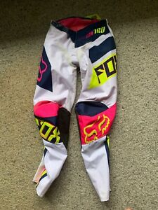 Fox 180 dirt bike pants