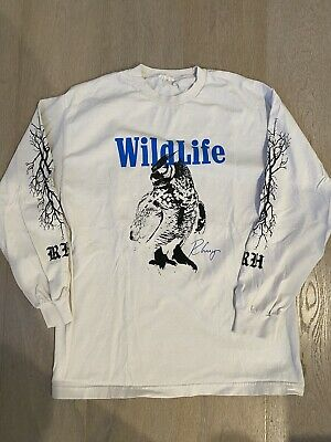 "Rhuigi Rhude Pacsun ""Wildlife"" Longsleeve Shirt"