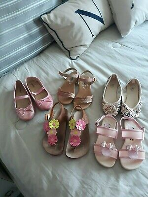 Children's  Size 11 Shoe Lot - 5 pairs - preowned