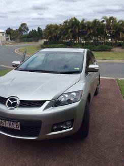 Mazda CX-7 Luxury Sports Wagon, Auto, Silver Benowa Gold Coast City Preview