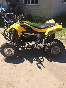 Selling 2008 can am ds 450cc atv $2999