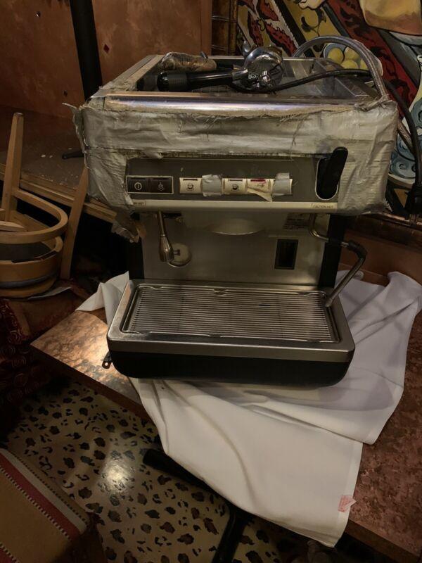 used nuova simonelli Coffee espresso Cappuccino Milk Steamer Restaurant machine