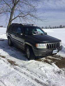 2000 Jeep Grand Cherokee 1.600.00 today obo