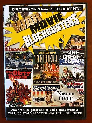 War Movie Blockbusters (DVD) - E0331