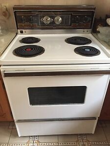Electric Stove/Oven/Range