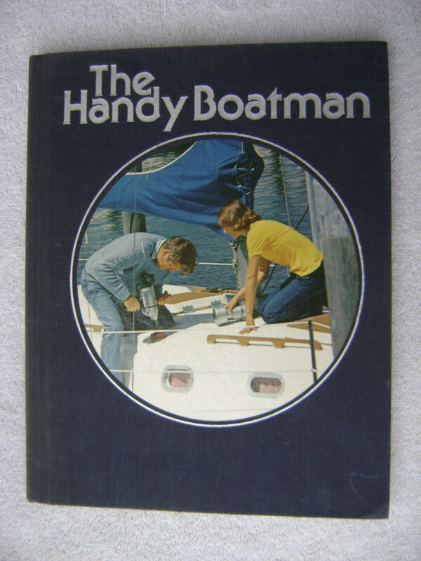 THE HANDY BOATMAN BOOK MARITIME NAUTICAL MARINE (#111)