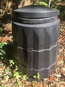 198 litre HADDOCK Compost Bin Taringa Brisbane South West Preview