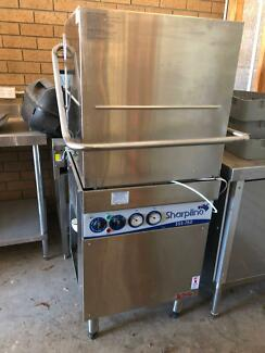 Hobart Ecomax Passthrough Dishwasher