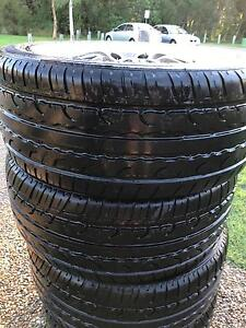 Advanti racing tyres x3 Forest Lake Brisbane South West Preview