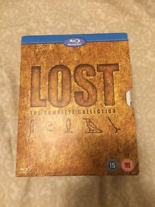 Lost Seasons 1-6 (Blu-Ray Collection)