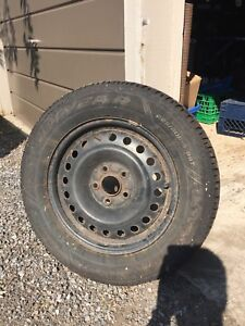 Winter Rims and Tires -  2004 Honda Odessey
