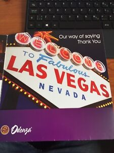 Trip for two to Las Vegas