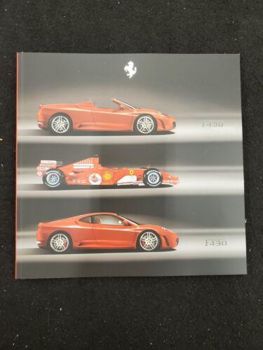 Ferrari F430 Coupe/F430 Spider Brochure