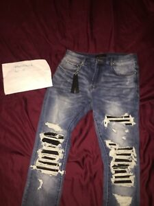 Size 34 mike amiri jeans