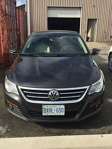 2009 Passat CC Highline