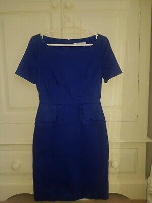 Karen Millen Blue Dress Size 10