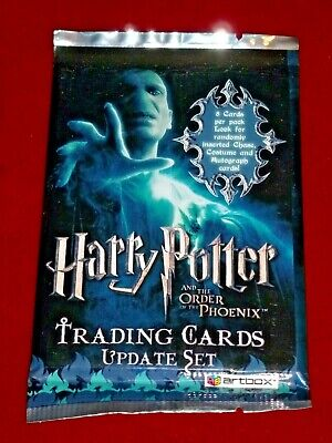 Harry Potter and the Order of the Phoenix Artbox - 2007 - One Sealed Pack